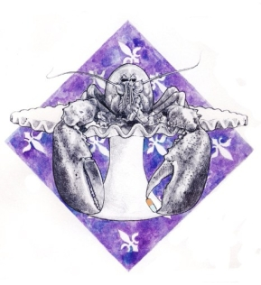 lobster napoleon_ roz maclean