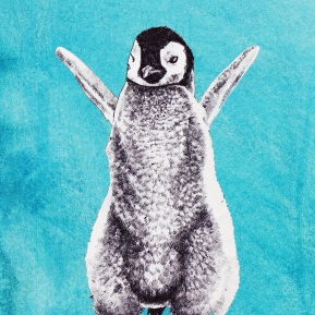 penguinxmascard