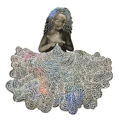 She Crocheted The Universe.